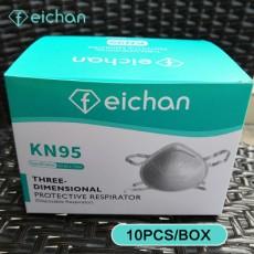 Feichan KN95 Cup Stereo Respirator FDA EU NB0082 Certification