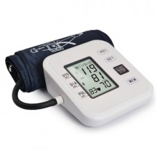 Upper Arm Type Electronic Sphygmomanometer Household Wrist Type Intelligent Mercury Measuring Instrument