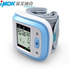 IMDK C205L4 Wrist-type Smart Electronic Heart Rate Monitor Home Sphygmomanometer Measuring Instrument Without Voice