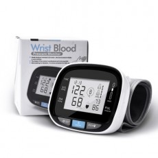 Voice Broadcast Heart Rate Meterautomatic Wrist-type High and Low Blood Pressure Meter