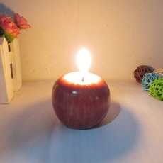 Christmas Ornaments Simulation Apple Fruit New Strange Creative Christmas Eve Birthday Gift Small Gift