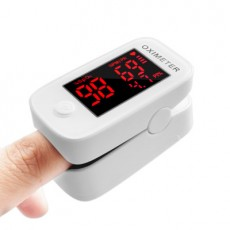 VM101 Oximeter Pulse LED 1.5-inch Oximeter Measures Oxygen Saturation and Heart Rate