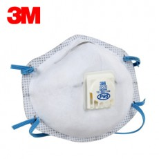 3M 8576 P95 Activated Carbon Mask Anti-acid Gas Odor and Particulate Dust-proof Mask Anti-smog