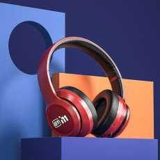 Headphone Sports Headset Bluetooth Headset Private Model Computer Headset