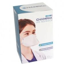 CHAMPAK F550 N95 Particulate Respirator NIOSH TC-84A-4394 Face Mask