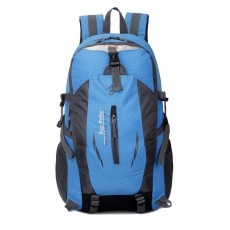 40L Outdoor Mountaineering Bag Large Capacity Travel Outdoor Bag Sports Mountaineering Bag Hiking Backpack Mountaineering Backpack