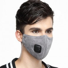 Weikang Cycling Masks Dust-proof and PM2.5 Men and Women Winter Warm KN95 Filter Breathing Valve Anti-smog