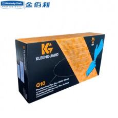 KLEENGUARD G10 38520 Flex Blue Nitrile Disposable Gloves