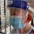 Wholesale PET Children's Protective Mask Anti-fog Transparent Anti-splash Face Shield manufacturers  2