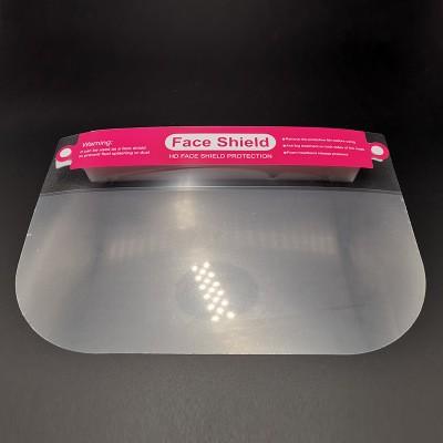 Wholesale PET Children's Protective Mask Anti-fog Transparent Anti-splash Face Shield manufacturers