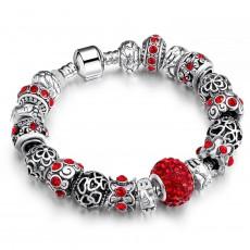 2020 Pandora Fantasy Gemstone Bracelet Multi-element Design Young Trendy For Girls