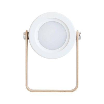 Creative Retractable Lantern Lamp Bedroom USB Charging Lamp Child Eye Protection Reading LED Folding Touch Table Lamp
