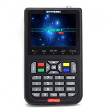 iBRAVE BOX V8 Satellite Signal Finder DVBV8