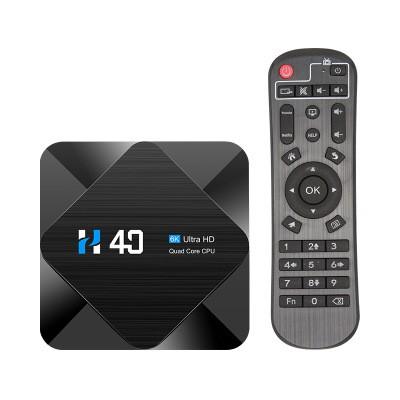 H40 H616 Android 10.0 TV BOX 6K 32GB/64GB