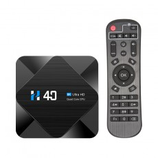 H40 H616 Android 10.0 TV BOX 6k HD Network Player 4G/32G