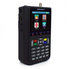 iBRAVEBOX V9 Finder DVB-S/S2 HD Satellite Signal Finder Support H.265