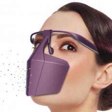 Wholesale Face Masks Splash-proof Respirators Protective Equipment MOQ 100PCS