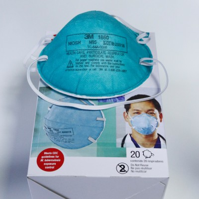 【Wholesale 3M 1860】Health Care Particulate Respirator and Surgical Mask from 20,000Pcs