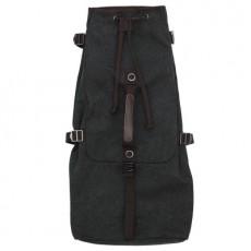 Leisure 21 23 26 Inch Ukulele Bag Washed Canvas Backpack