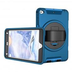 iPad Mini45 Hand Strap Protective Cover 360° Rotating Handheld Protective Cover Three-proof Protective Shell
