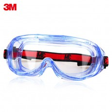 3M 1623AF Eye Protection Anti-fog Anti-chemical Goggles Anti-splash UV Protective Goggles
