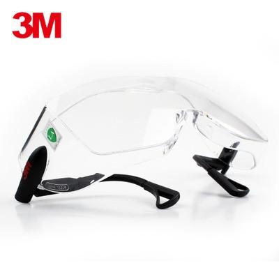 3M 12308 Goggles Can Wear Myopia Glasses Wind Sand Fog Goggles