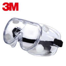 3M 1621 Goggles Polycarbonate Lens Splash-proof Chemical-proof and UV-proof Protective Goggles