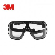 3M 16618 Dust-proof Sealed Goggles Polycarbonate Transparent Lenses Impact-resistant UV-resistant Glasses
