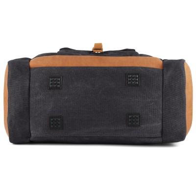 Large Capacity Hand Travel Duffel Bag One-shoulder Diagonal Canvas Travel Bag
