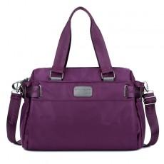 Oxford Women's Shoulder Bag Leisure Travel Diagonal Portable Multifunctional Large Capacity Bag