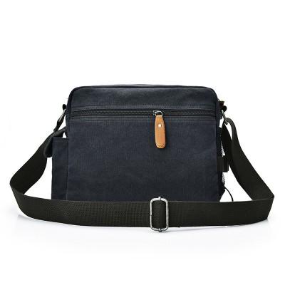 2021 New Style Canvas Shoulder Bag Fashional Travel Multifunctional Diagonal Bag For Men