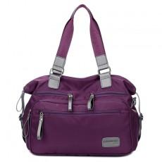 2021 New Style Canvas Shoulder Bag Fashional Travel Multifunctional Diagonal Bag For Women