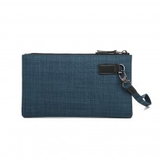 Clutch Bag Frosted Waterproof Oxford Cloth  Creative Long Wallet For Men And Women