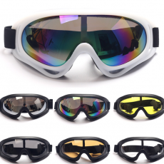 X400 Motorcycle Cross Country Riding Glasses Goggles Tactical Goggles Ski Glasses