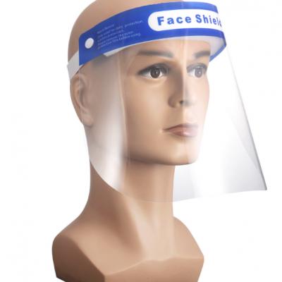 Anti Spray and Anti Splash Mask Double Side Anti Fog Mask Protective Mask Isolation Mask