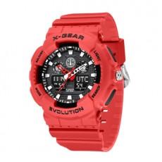 X-GEAR Outdoor Multifunctional Waterproof Watch Sports Watch