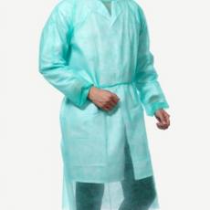 PP protective clothing non woven disposable isolation clothing protective clothing dustproof clothing isolation clothing