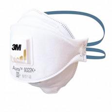 3M Aura 9322K+ Valved FFP2 Respirator Head-mounted Dust Mask
