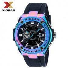 Fashion Colorful Electronic Sports Outdoor Watch Waterproof Quartz Watch MOQ 20PCS
