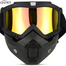 Goggle Mask Retro Harley Riding Goggles Cross Country Motorcycle Goggles Goggles Windproof Helmet Goggles