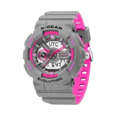 Ladies Fashion Waterproof Electronic Watch Personality Outdoor Sports Multi-function Watch