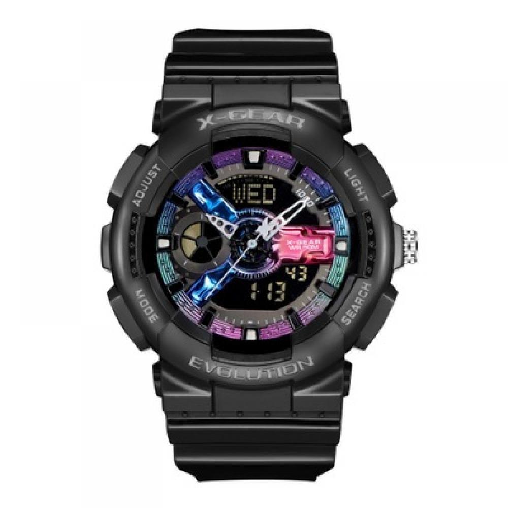Stylish Casual Sports Watch Luminous Waterproof Mens Luxury Watch