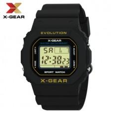 Men's Stylish Waterproof Outdoor Sports Watch Cool Digital Electronic Watch MOQ 20PCS