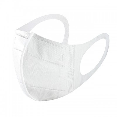 Three Layer Big Face Dust Proof Comfortable 3d Mask for Adults and Children