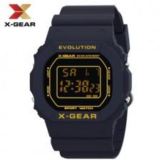 X-GEAR Outdoor Sports Watch Stylish Digital Electronic Watch with 3ATM Professional Waterproof MOQ 20PCS