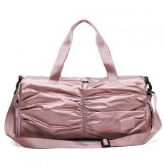 Gym Bag Female Tide Sports Travel Bag Wet And Dry Separation Swimming Bag Light Hand Luggage Bag