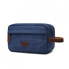 Portable Key Bag Coin Purse Toiletry Cosmetic Bag  Storage Bag Canvas Bag For Women