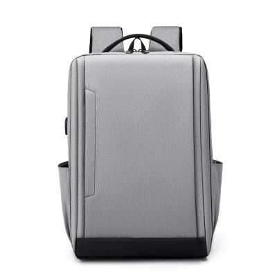Breathable Wear-resistant And Waterproof Load-reducing USB Computer Backpack School Bag For Men And Women