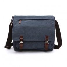 Shoulder Messenger Bag Wild Canvas Bag Practical Business Computer Cag Korean Fashion Style Street Bag