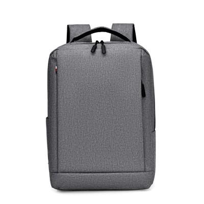 Leisure Travel Backpack Waterproof Student Trend Schoolbag Female Computer Bag 15.6-inch